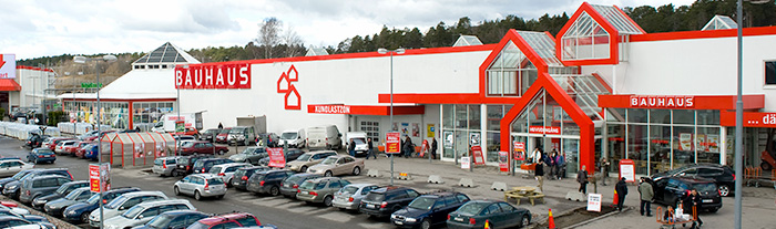 Bauhaus Öppettider Västerås
