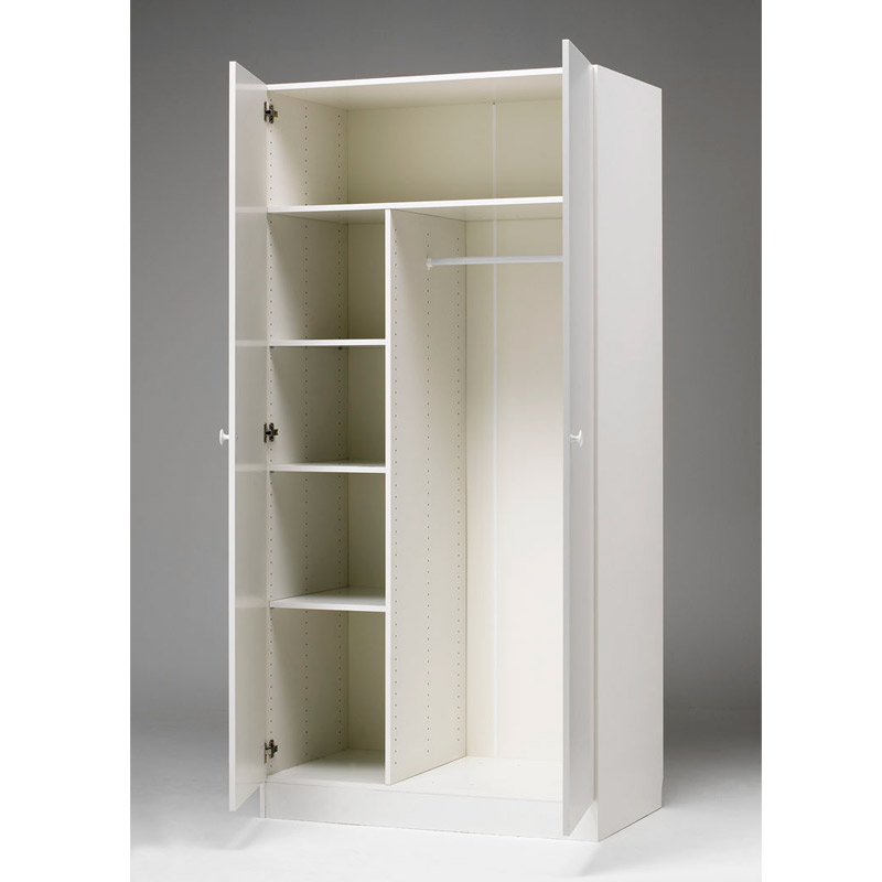 garderob 100 cm bred