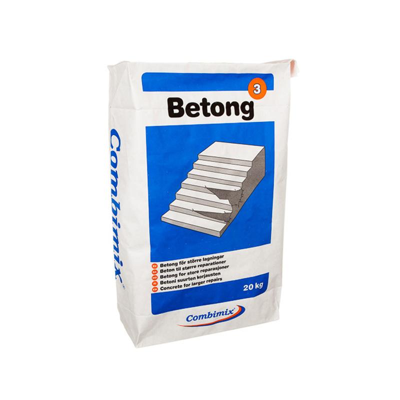 betong säck pris