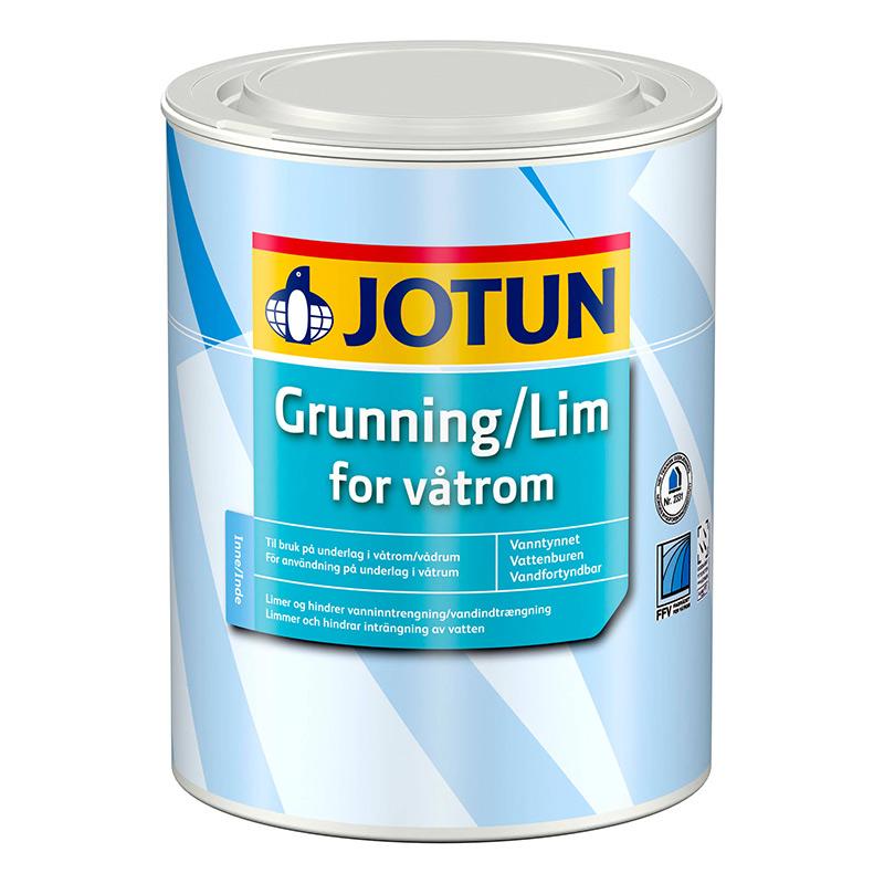 GRUNDFÄRG LIM JOTUN FÖR VÅTRUM 1L - Grundfärg inomhus - Färg Inomhus ... f2eb95372fec9