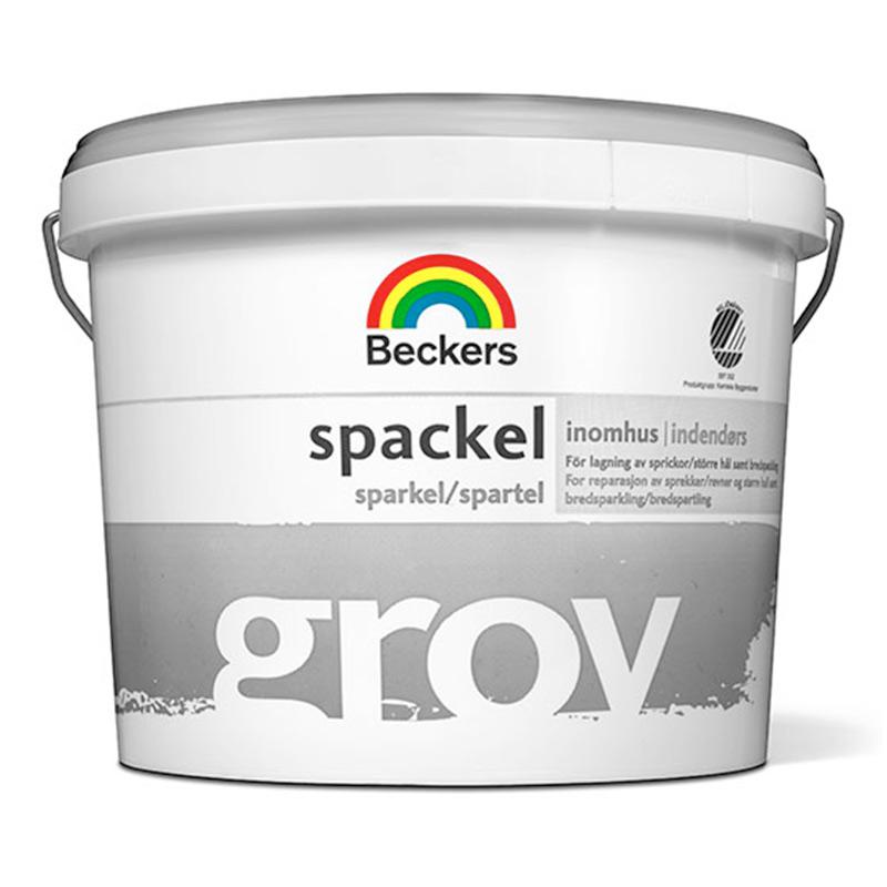 SPACKEL BECKERS GROV 10 L - Spackel - Spackel 7ec76a7f12ca3