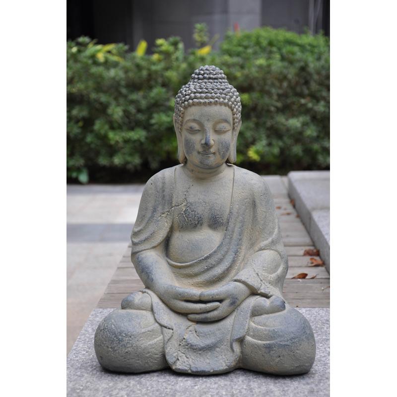 fontän inomhus buddha