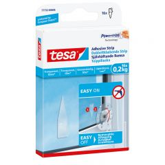 TRANSPARENT MONTERINGSTEJP TESA TSMS 0,2KG 16-PACK