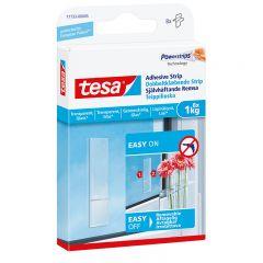 TRANSPARENT MONTERINGSTEJP TESA TSMS 1KG 8-PACK