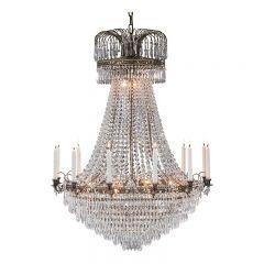 Ljuskronor & Kristallkronor | Klassisk Belysning BAUHAUS