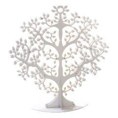 BORDSLAMPA VENTURA TREE OF LIFE VIT LED
