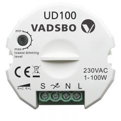 TRYCKDIMMER VADSBO UD100 1-100W
