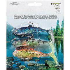 BETESSET CONRAD SOFT FISH 3P 9CM 22G