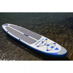 PADDLE BOARD SET VIAMARE STAND UP PADDLEBOARD 330CM BLÅ