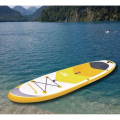 PADDLE BOARD SET VIAMARE STAND UP PADDLEBOARD 330CM GUL