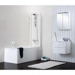duschvägg badkar bauhaus
