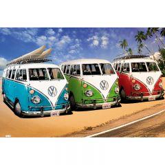 TAVLA VW CALIFORNIAN CAMPER 60X90