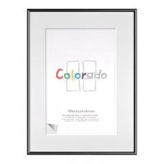 RAM COLORADO 21X29,7 SVART
