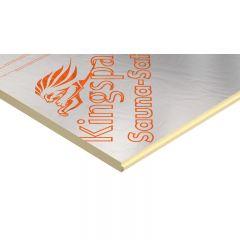 ISOLERING KINGSPAN PIR SAUNA-SATU 30X600X1200MM