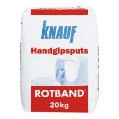 ROTBAND HANDGIPSPUTS 20 KG