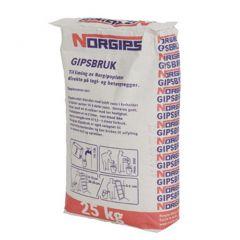 GIPSBRUK NORGIPS 25 KG