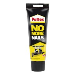 MONTAGELIM PATTEX NO MORE NAILS TUBE 200ML