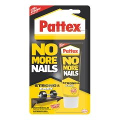 MONTAGELIM PATTEX NO MORE NAILS TUBE 40ML