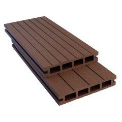 KOMPOSITTRALL TRALL BRUN CLASSIC GREEN PLANK 25X135X4800MM