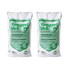 KOMPOSTSTRÖ GREENLINE 2X50L