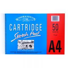 SKISSBLOCK W&N CARTRIDGE A4