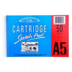 SKISSBLOCK W&N CARTRIDGE A5