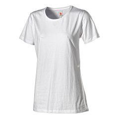 T-shirt L.Brador 6014B Vit XS-XXL