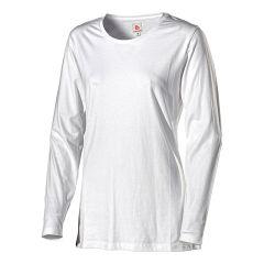 T-shirt L.Brador 6015B Vit XS-XXL