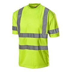 T-Shirt L.Brador 4002P Gul Storlek XS-XXXL
