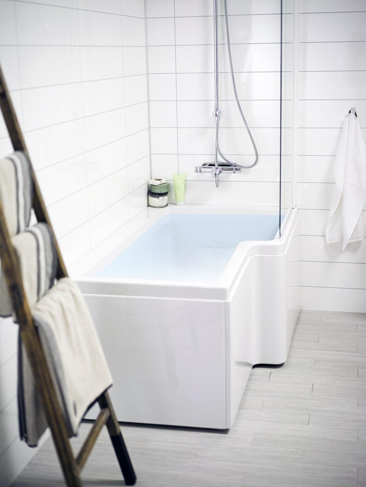 Badkar badkar med dörr : Duschbadkar Svedbergs Z150 - Badkar - Badkar - Badrum