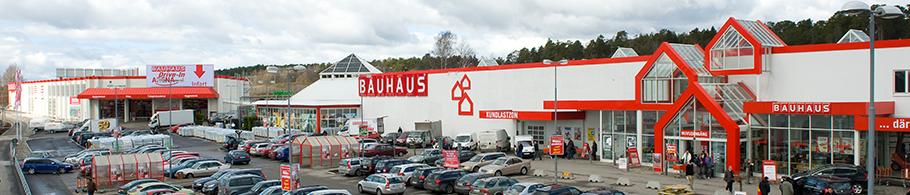 Bauhaus kungens kurva öppettider