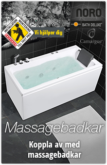 Massagebadkar! Koppla av med massagebadkar
