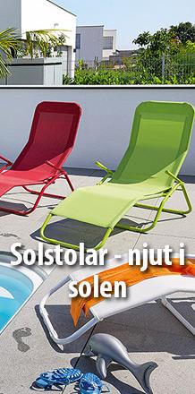 Solstolar - Njut i solen